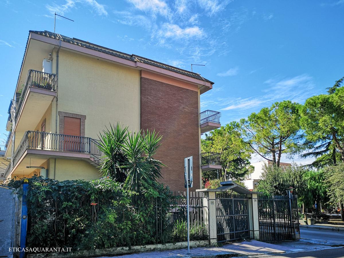 Appartamento con giardino in San Giorgio Ionico