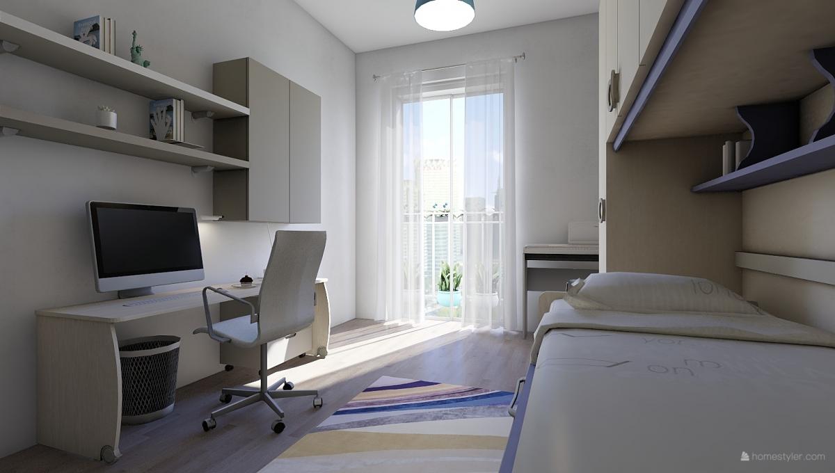 Second Bedroom- 3